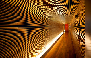 The Hallway to the Standard Spa - Miami Beach, FL