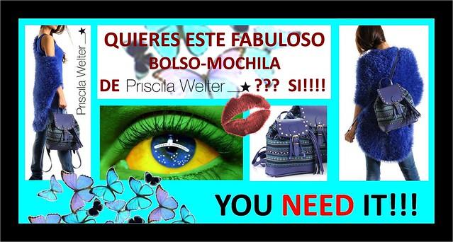 Priscila Welter 2013-Sorteo