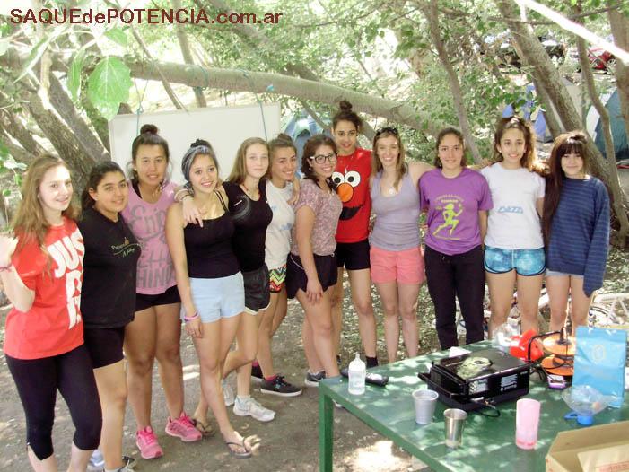 Guillermina Tritto y sus jugadoras