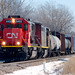 CN 5422 West, An Ex-Oakway EMD SD60