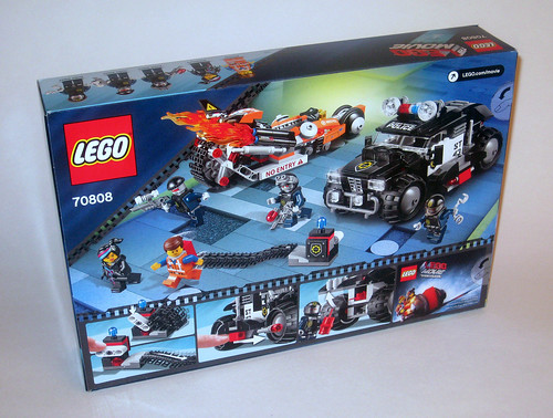 Review 70808 Super Cycle Chase Brickset Lego Set Guide And Database