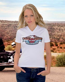 Trendy | Fashionable | Stylish White American Legend T Shirt