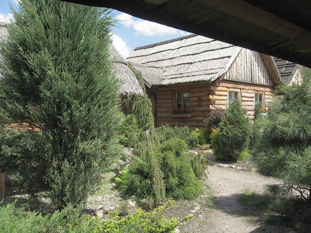 domki w Osadzie Rybackiej