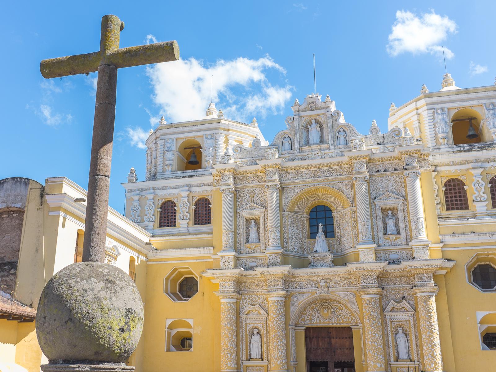 Antigua Guatemala a World Heritage Site by UNESCO, Main Plaza