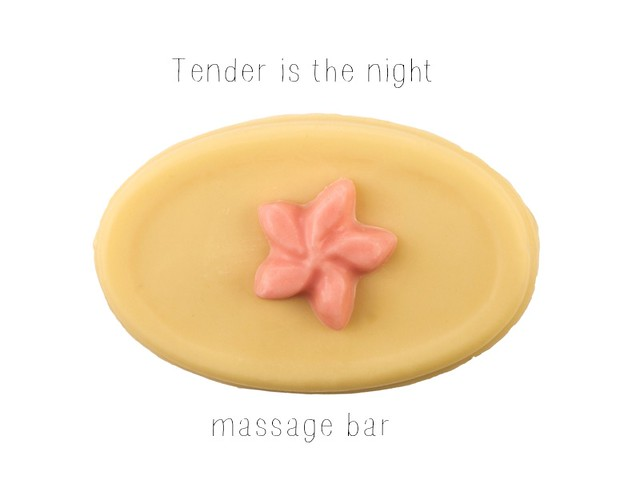 1Tender is the Night Massage Bar
