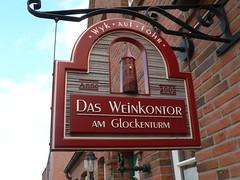 Weinkontor am Glockenturm Wyk auf Föhr 2006