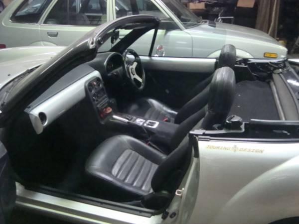Bazzaa Miata MX5 Roadster Conversion Kit