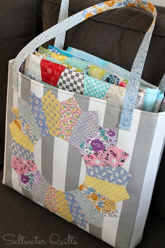 Quilt Tote