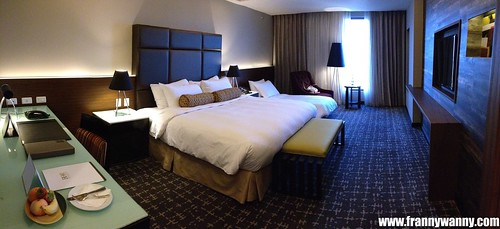 Frannywanny A Food And Travel Blog I Shall Return And I Did The Bellevue Hotel In Alabang