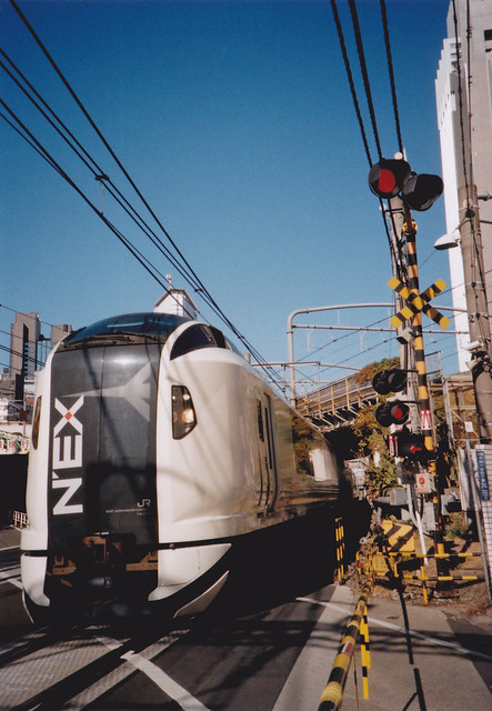 東京踏切07