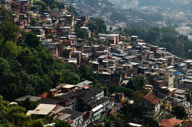 Favelas de Brasil