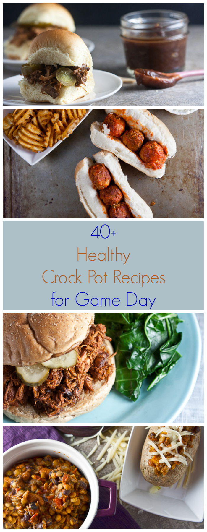 40 healthy crock pot recipes for game day.png