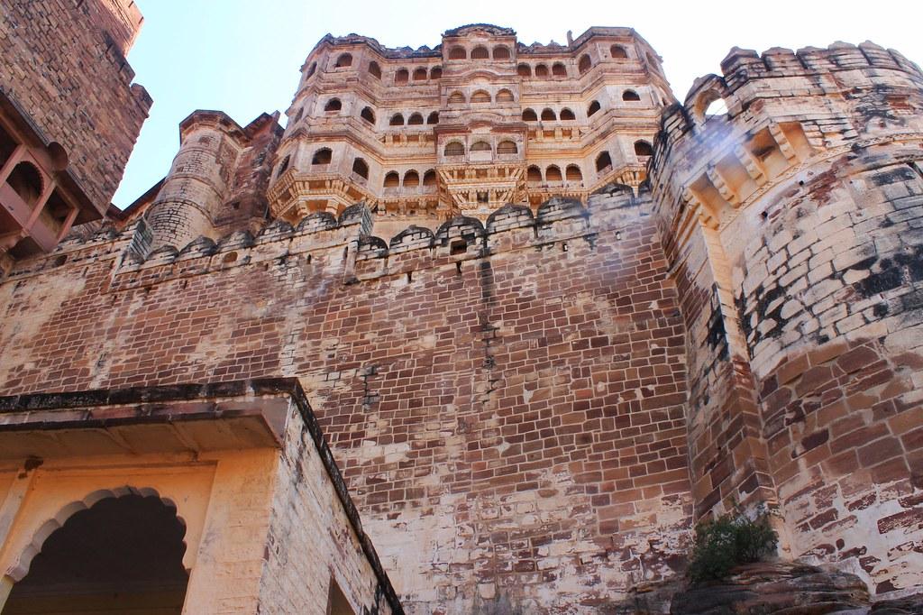 Jodhpur walls