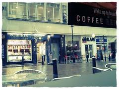 Coffee Republic - Temple Row, Birmingham - Roberts Jewellers & 6/8 Kafe