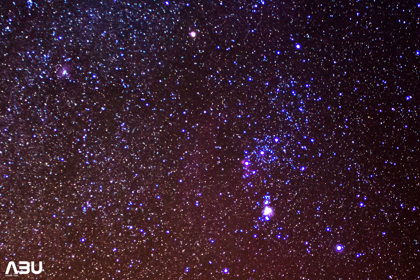 My best Astrophotograph ever of Orion Constellation