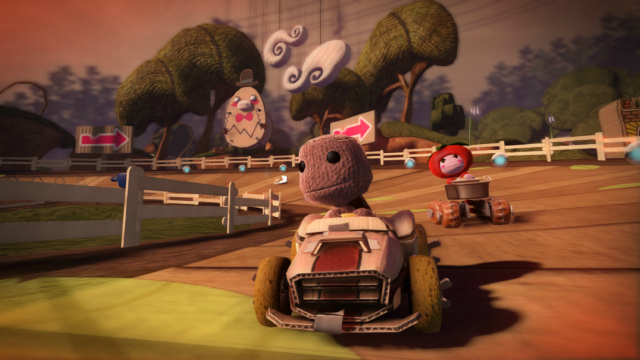 little big planet karting review gaming blog uk