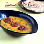 Gulab jamun kofta curry recipe