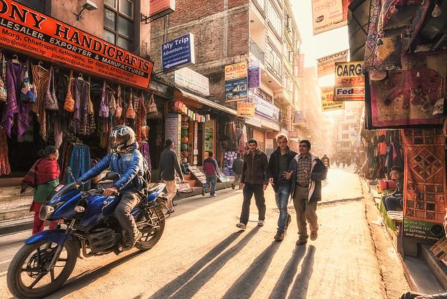 Travel | Kathmandu | Nepal by Esmar Abdul Hamid
