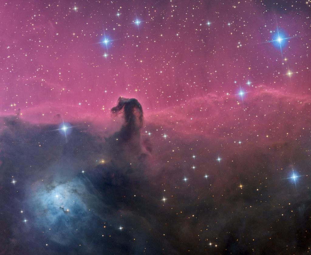 horsehead nebula in orion - photo #9