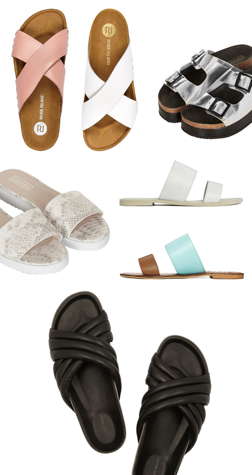 Birkenstock alternatives