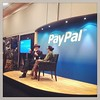 Surprise appearance by Adam Savage who talks curiosity and hard work #sxsw #paypalit