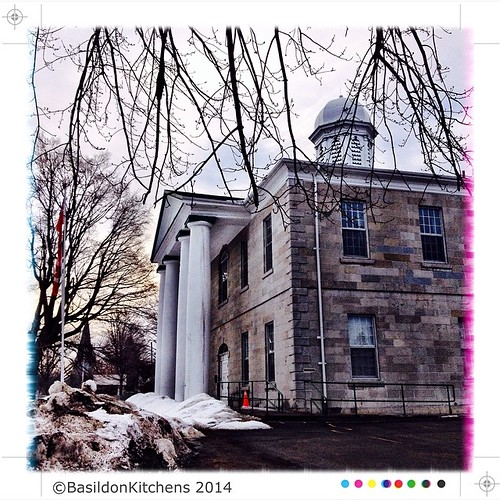 11/3/2014 - trail {there have been some pretty 'high profile' trials at the Picton courthouse} #photoaday #picton #courthouse #princeedwardcounty #law&order