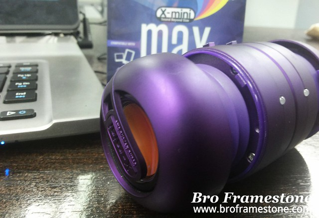 X-Mini Max Capsule Speakers