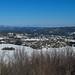 Scenic Lookout on Parc Campeur Trails at Ste Agathe des Monts