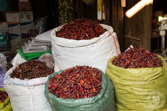 Bagan Market