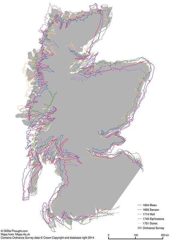 Scotlands Changing Coastline