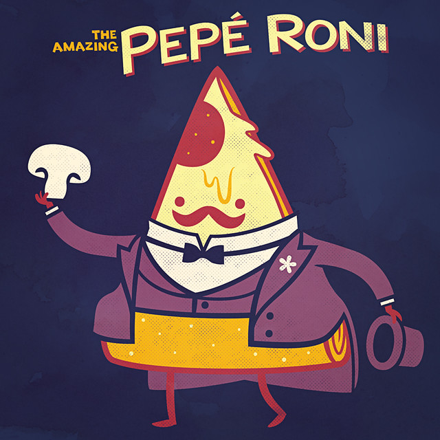 The Amazing Pepe Roni