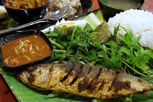 kelantanese cuisine in PJ , KL - Hayaki Uptown damansara-002