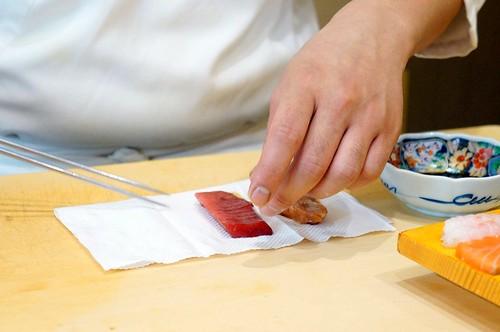 sushi hinata - best sushi sashimi japanese restaurant KL-012