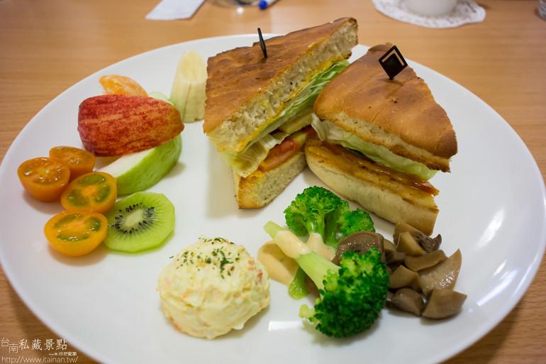 台南私藏景點--宇慶咖啡早午餐 (19)