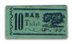 FW bar ticket