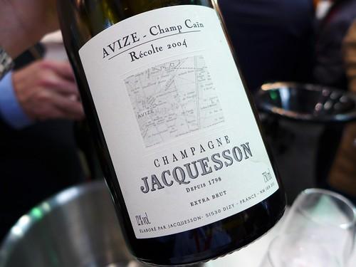 Jacquesson Lieu-dit Champ Cain