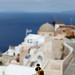 Travels of badger - The Path to the Sea in Oia, Santorini