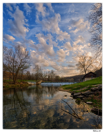 lebanon spring nikon missouri d800 stonebridge troutfishing dallascounty lacledecounty bennettspringstatepark ©copyright