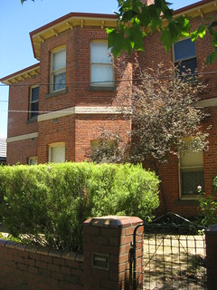 A Mid Victorian Villa of Red Brick - Ballarat