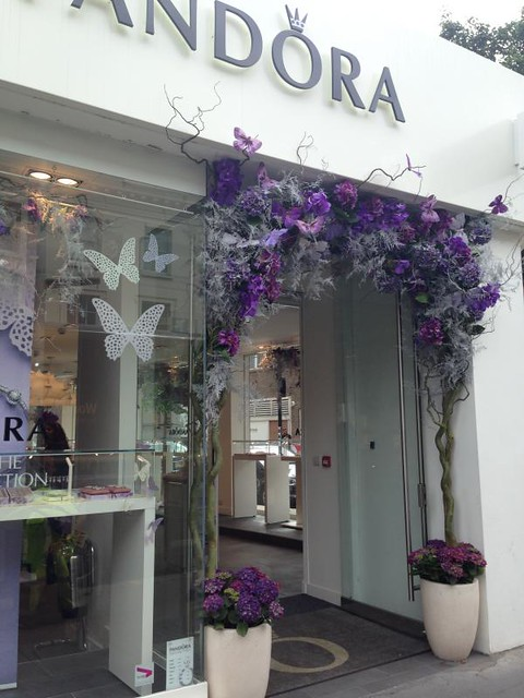 pandora Chelsea in Bloom 2014