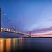 Verrazano Bridge Sunset by Towfiq Ahmed