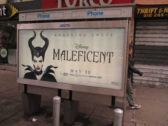 Maleficent - Disney Queen of Narcolepsy 9835