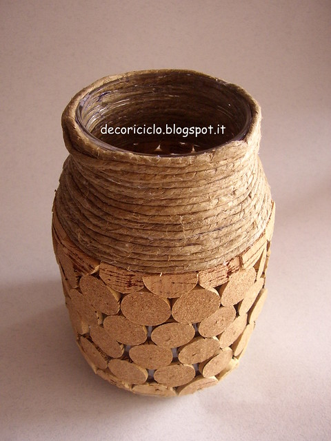 barattolo doppio uso vaso o portacandela 2