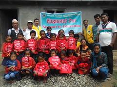Lions Club of Sindhuli Kamalamai (Nepal)