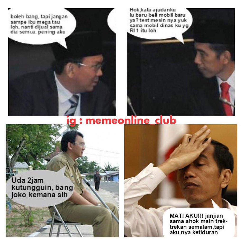 Gambar Flickr Lebaran Megawati Jokowi Presiden Lawak Kocak Humor