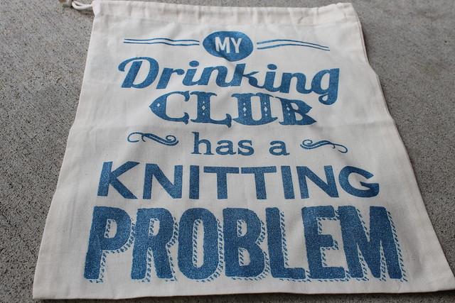 Bag - Drinking