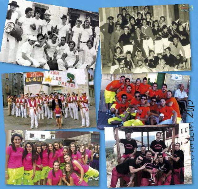 Programa Fiestas de San Lorenzo año 2015