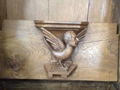 Bird Siren, Oude Kerk, Amsterdam
