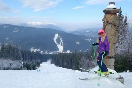 SNOW tour 2016/17: Bílá – pro prcky i závoďáky