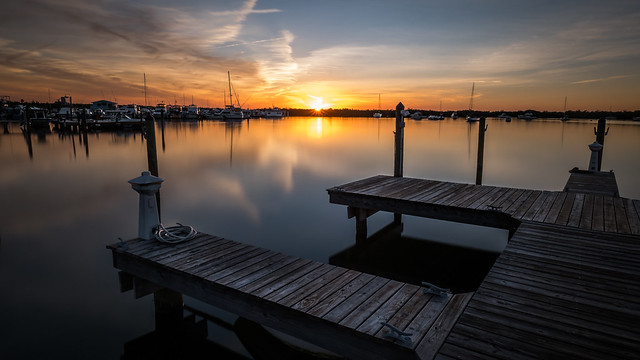 Key Largo at sunset - Florida, United States - Landscape photography